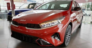 Kia Cerato 2022 ra mắt thị trường Việt vào tuần sau và đổi tên thành K3