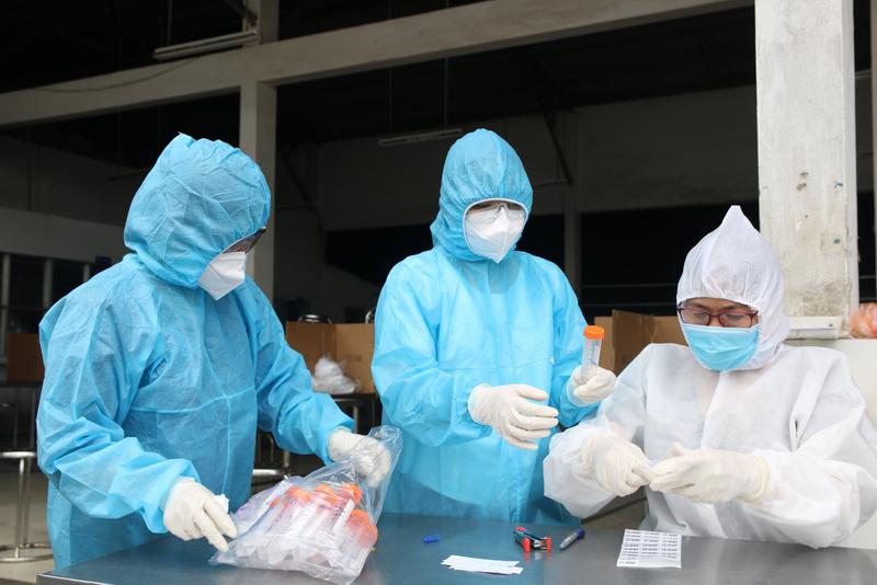 Việt Nam ghi nhận 8.681 ca mắc mới COVID-19 trong ngày 20/9