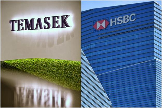 HSBC và Temasek hợp tác thúc đẩy các dự án hạ tầng bền vững