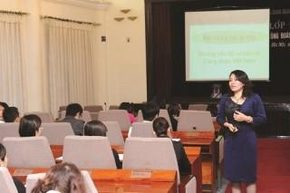 Công đoàn Ngân hàng Việt Nam: Đổi mới trong công tác tuyên giáo