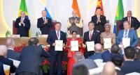 BRICS gắng sức cất cánh sau 15 năm hình thành