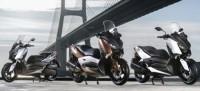 Yamaha ra mắt chiếc Scooter X-Max 300 2017 tại Châu Âu