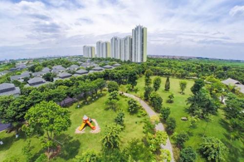 Hướng tới phát triển đô thị xanh, bền vững