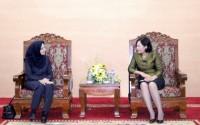 Hoan nghênh Tổng Thư ký ACU đến thăm và làm việc với NHNN Việt Nam