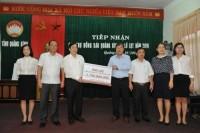 Công đoàn Ngân hàng Việt Nam: Hỗ trợ đồng bào Quảng Bình khắc phục hậu quả lũ lụt