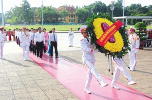 TTTTTD Quốc gia Việt Nam: Dấu ấn của một Đảng bộ xuất sắc
