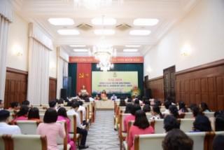 Đại hội Công đoàn Cơ sở Văn phòng nhiệm kỳ 2017-2022
