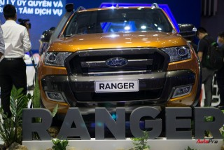 Ford Ranger và Ford Everest bị triệu hồi tại Việt Nam vì lỗi túi khí