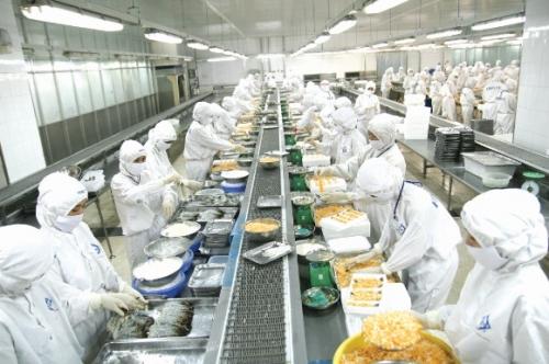 DN thực phẩm Việt có cơ hội mới