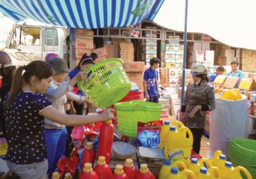 Thị trường nông thôn Việt đang chuyển biến mạnh