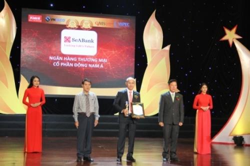 SeABank nhận giải Thương hiệu tiêu biểu châu Á – Thái Bình Dương