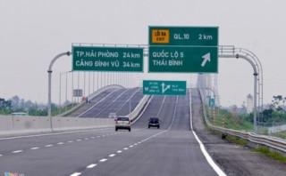 Đề xuất giảm phí cao tốc Hà Nội - Hải Phòng và QL5
