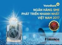 VietinBank: Lá cờ đầu trong phát triển SME