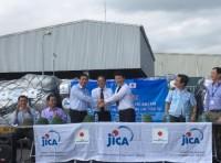 Chính phủ Nhật Bản hỗ trợ cho các tỉnh bị thiệt hại bởi đợt mưa lũ vừa qua
