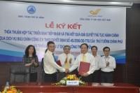 Đà Nẵng: Ký kết thực hiện dịch vụ công qua bưu chính