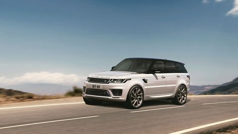 Range Rover Velar 2018 sắp có mặt tại VIMS 2017