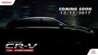 Honda CR-V 2018 sẽ ra mắt tại Việt Nam vào tháng sau