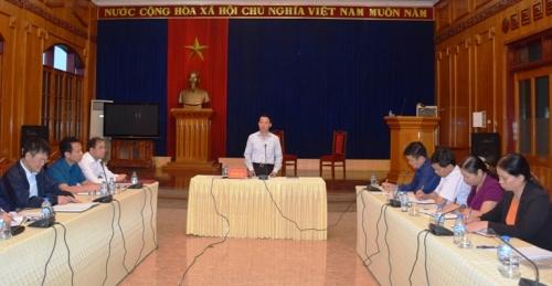 Yên Bái khẩn trương triển khai kết luận của Thanh tra Chính phủ