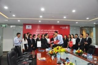 Maritime Bank: Hợp tác thu hộ tiền điện
