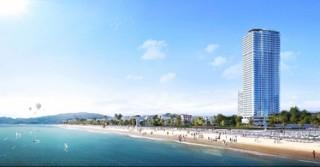 Ra mắt Tổ hợp Khách sạn và căn hộ du lịch 5 sao cao nhất TP. Quy Nhơn