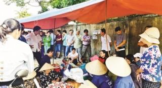 Bãi rác Khánh Sơn lại bùng phát ô nhiễm
