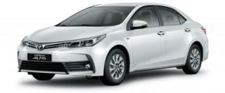 Toyota Altis 2018 được bổ sung Cruise Control, giá từ 697 triệu đồng