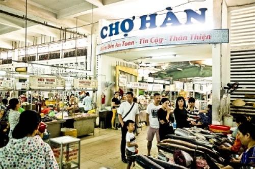 Chợ truyền thống thành điểm du lịch