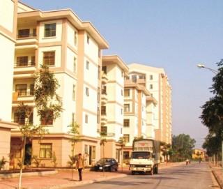 Thị trường nhà tại Hà Nội: Mở rộng ra ngoài khu vực trung tâm