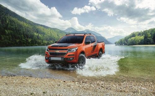 Chevrolet Colorado Storm bản giới hạn có giá từ 819 triệu đồng