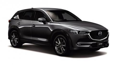 Mazda CX-5 2019 chính thức trình làng với động cơ tăng áp