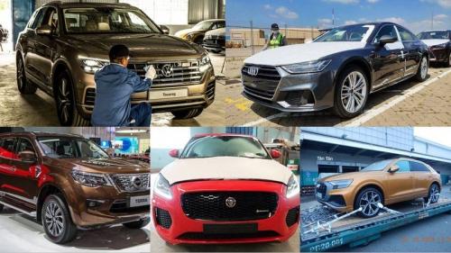 Điểm danh loạt xe mới sẽ ra mắt tại Vietnam Motor Show 2018