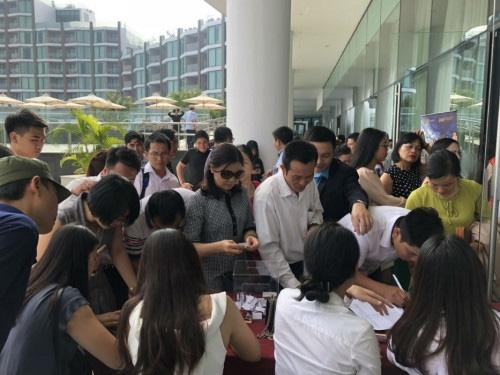 """FLC Sầm Sơn ra mắt bộ đôi sản phẩm mới, NĐT """"chen chân"""" đăng ký"""