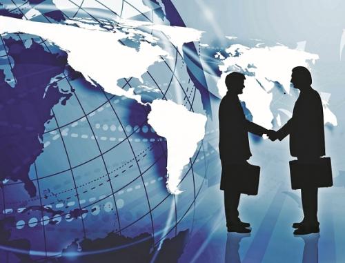 Trước cơ hội kết nối kinh doanh toàn cầu