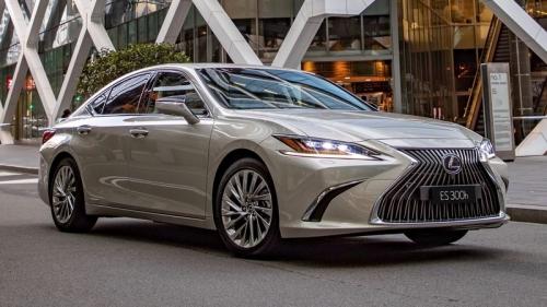 Lexus ES thế hệ mới chuẩn bị ra mắt khách hàng Việt