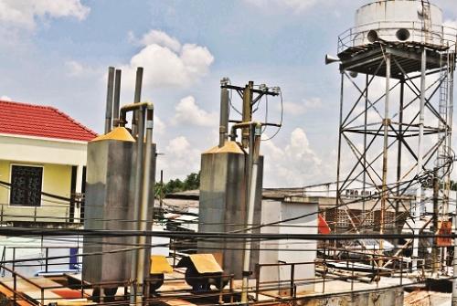 TP.HCM kiến nghị cấm khai thác nước ngầm