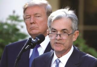 Donald Trump: Fed ư, tôi rất thất vọng!