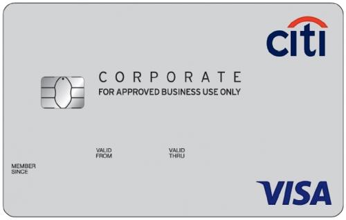 Citi giới thiệu dòng thẻ tín dụng thương mại
