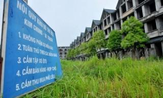 Khu đô thị bỏ hoang sau 10 năm tại Hà Nội được mở rộng thêm 8,6ha