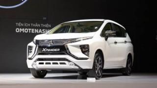 Mitsubishi Việt Nam triệu hồi Xpander để kiểm tra và nâng cấp bơm xăng