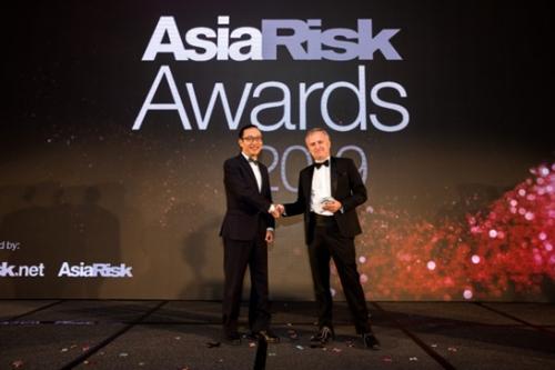"""Techcombank được Asia Risk vinh danh """"Ngân hàng xuất sắc nhất Việt Nam"""""""