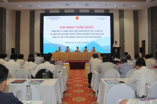 HTX phi nông nghiệp: Đóng góp chưa tương xứng