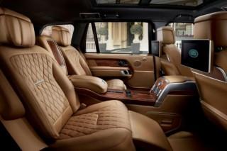[Video] Nội thất đẳng cấp của Range Rover SVAutobiography