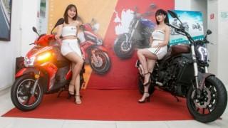 Benelli 502C và VZ125i trình làng thị trường Việt Nam