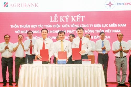 Agribank và EVN SPC nâng tầm hợp tác chiến lược