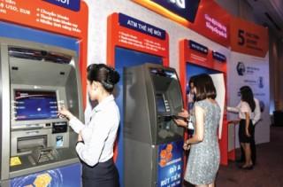 Gửi tiết kiệm qua thẻ ATM