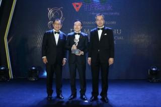 Chủ tịch TPBank được vinh danh Doanh nhân xuất sắc châu Á