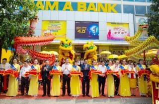 Nam A Bank mở rộng và nâng cấp mạng lưới