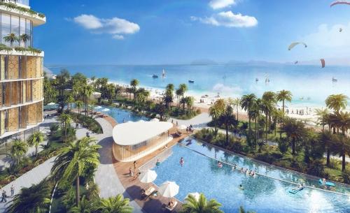 sunbay park hotel resort phan rang dam bao loi nhuan cao nhat cho nha dau tu