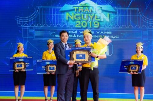 Nam A Bank đã tìm ra Trạng Nguyên 2019