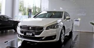 Peugeot 508 giảm giá sâu